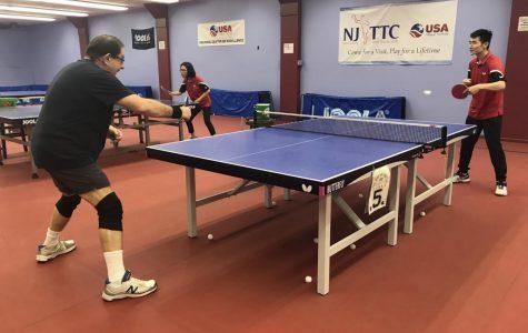 Table Tennis Club: Westfield's hidden gem