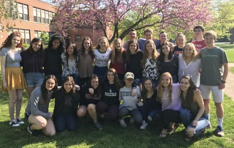 2017-18 Hi's Eye staff bids farewell to another year of successful newspaper runs