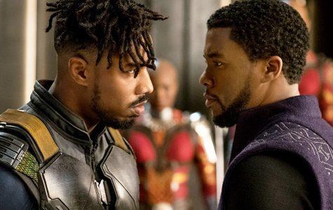 Black Panther presents pioneering superhero