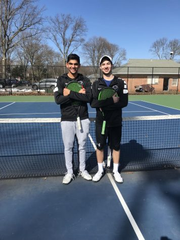 Boys tennis: the road to a state title