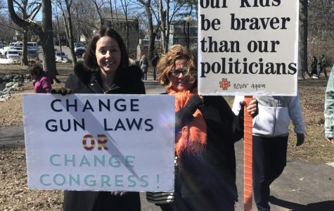 Westfield March for Our Lives