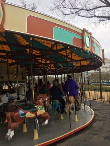 Keeping up with the Carousel kids