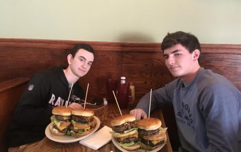 'Fat Boy Challenge' lives up to its name