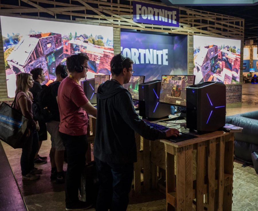 Fortnite takes over