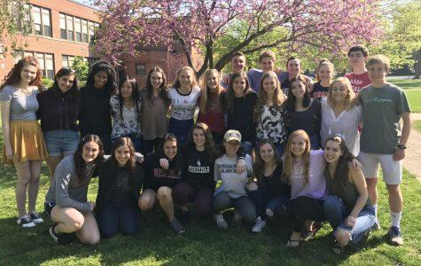 2017-18 Hi's Eye staff bids farewell to another year of successful newspaper runs