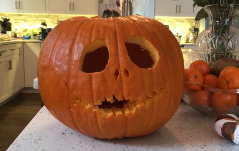 Spooky scary pumpkins