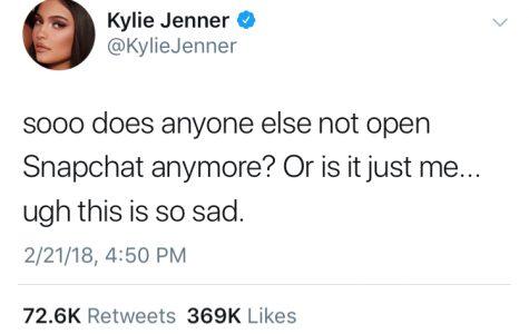 Snapchat's streak ends