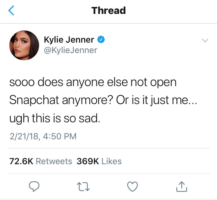 Kylie+Jenner%E2%80%99s+Twitter+Feed
