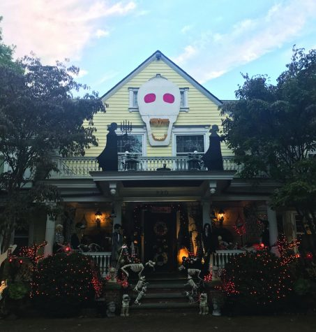 Westfield's queen of Halloween spooks again