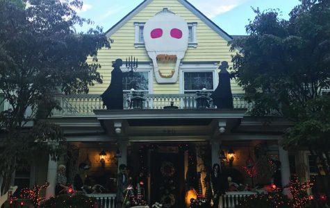 Westfield's queen of Halloween spooks again