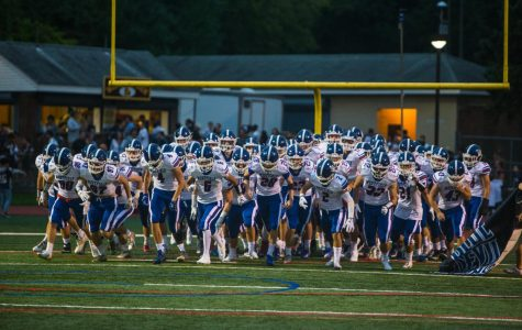 Football tackles adversity after record streak ends