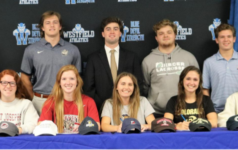 List of Athletes: National Letter of Intent