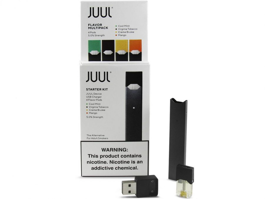 FDA cracks down on JUUL Labs
