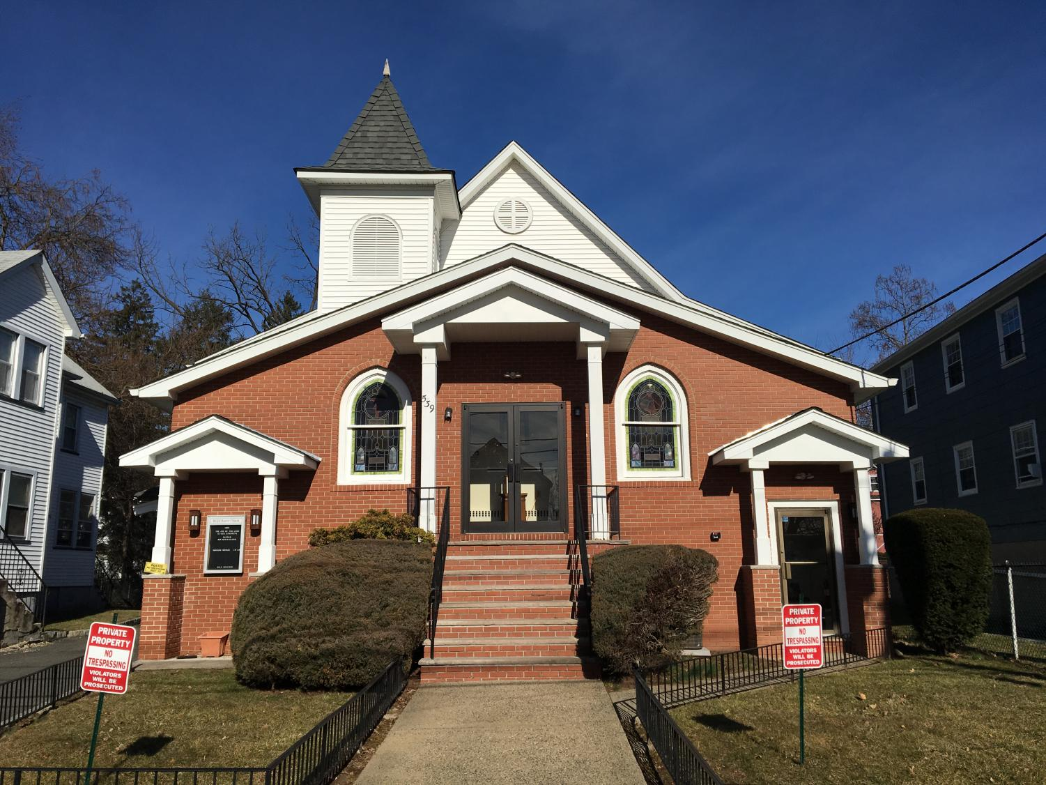 The Bethel Baptist Church, Westfield, N.J.