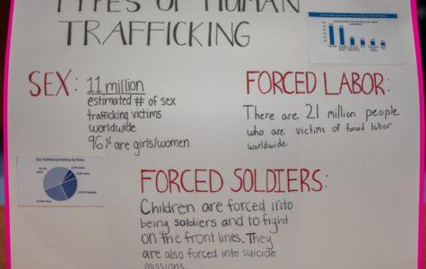 Girls Learn International holds panel on human trafficking