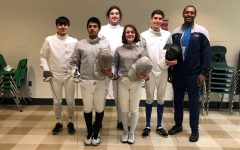 En garde! Fencing Club fights for recognition