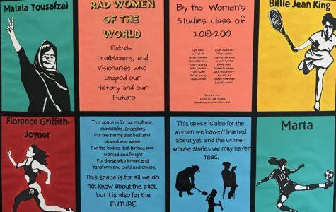 'Rad Women' of WHS
