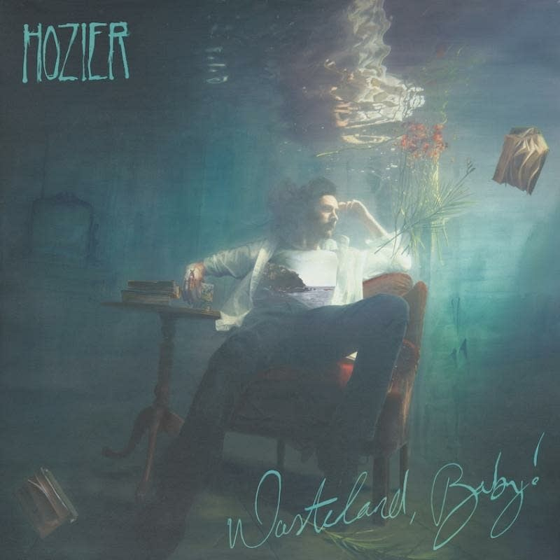 Hozier%E2%80%99s+Wasteland%2C+Baby%21+album+cover%0A