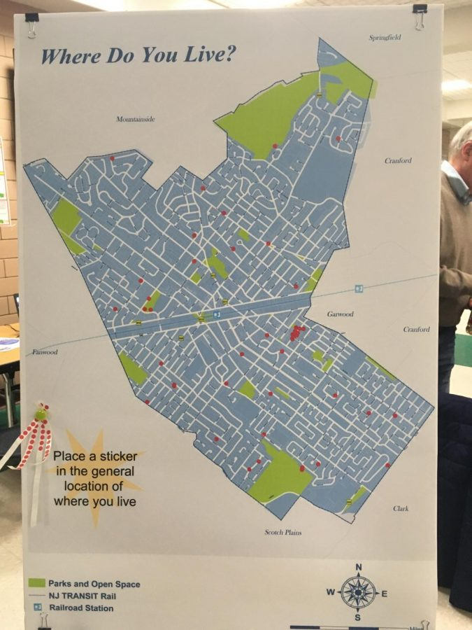 Map+of+Westfield+used+at+Master+Plan+meeting+to+measure+community+involvement