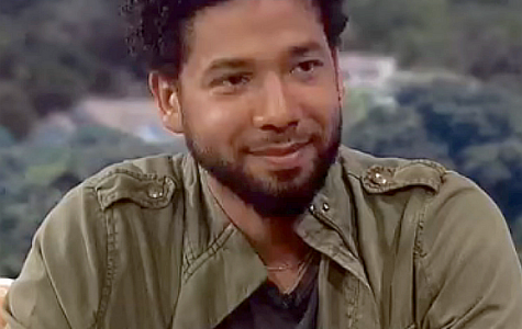 Jussie Smollett's hateful hate crime claim