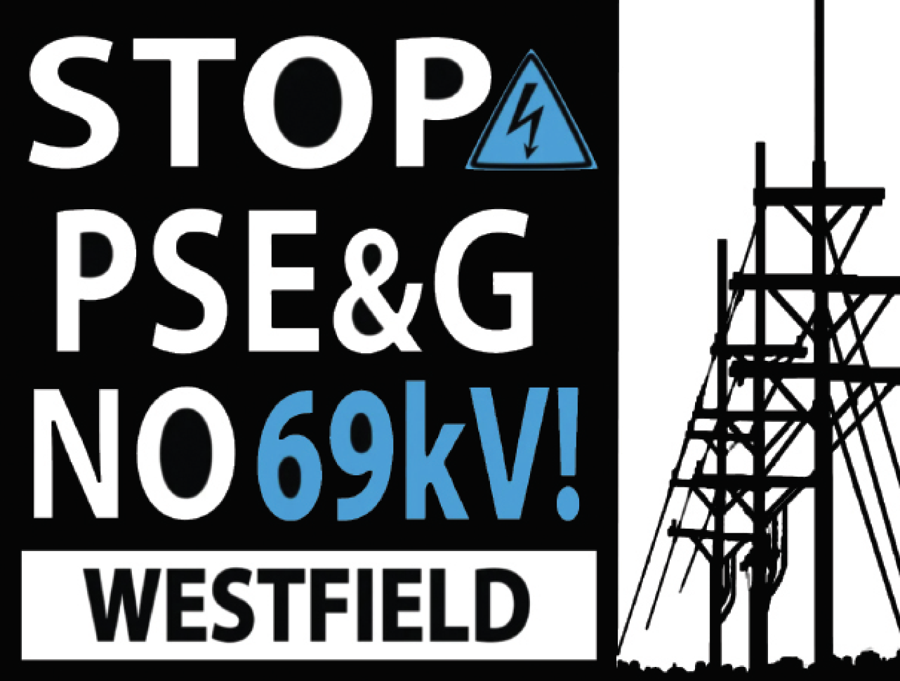 "The logo for the ""No Monster Power Lines"" petition"