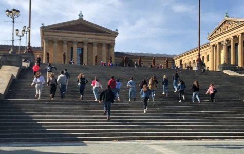 When life gets 'Rocky'—hit the steps for motivation