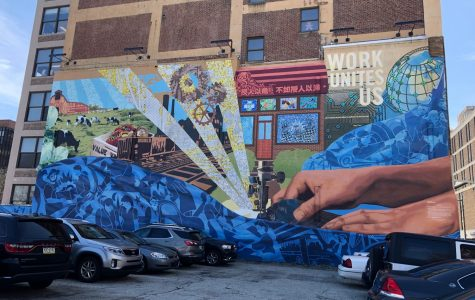 Murals of Philly color the city