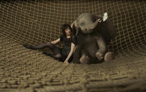 Dumbo soars, but not as high as the original