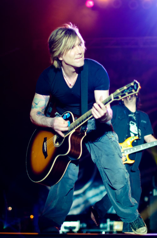 John Rzeznik performing in Norfolk, VA  2013