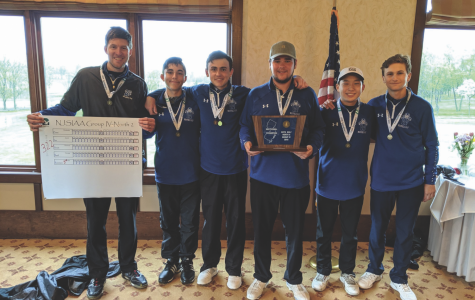 WHS golf team wins sectional title