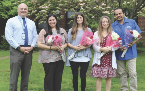 WHS honors outstanding staff