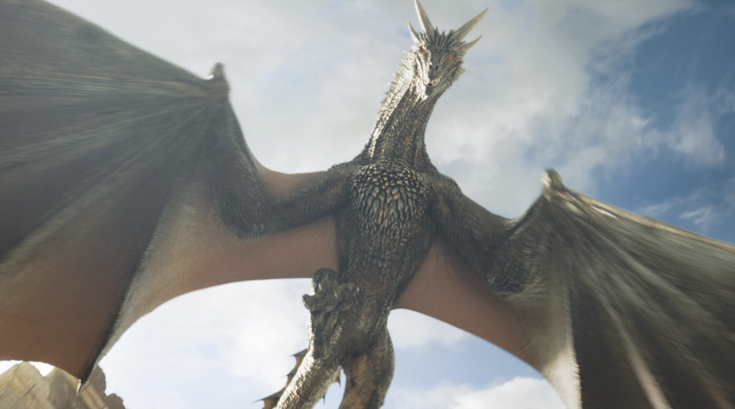 Dragon from Game of Thrones