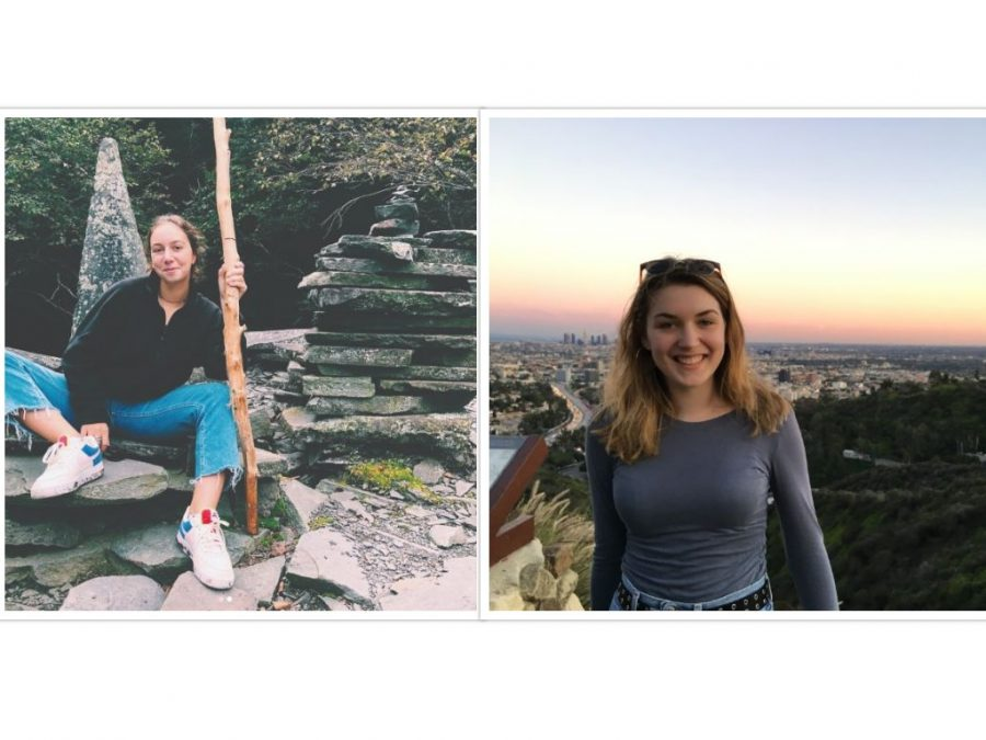 Students prepare for gap year abroad