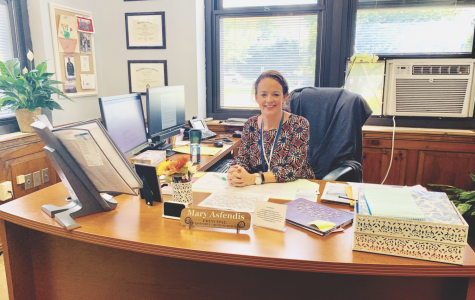 Meet WHS' new principal