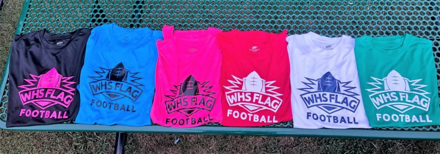 WHS+flag+football+jerseys