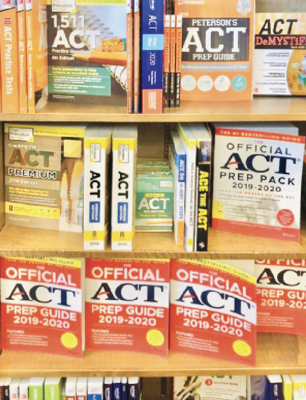 New ACT retakes available 2020