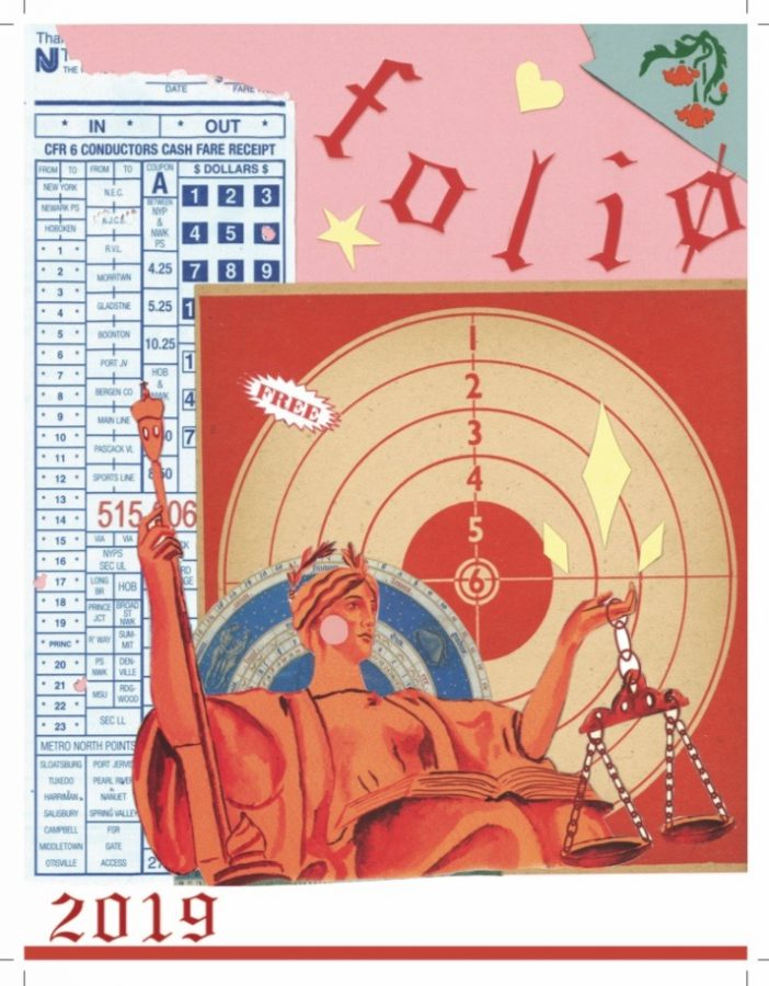 Cover of 2019 Folio magazine