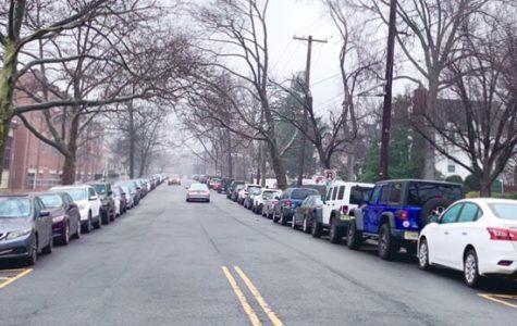 Parking predicament fuels idling