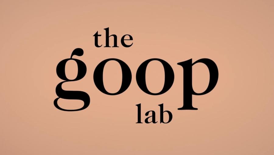 The Goop Lab logo
