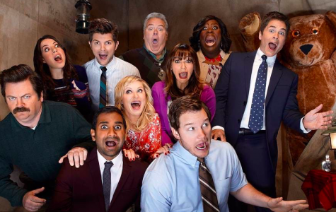 Some of the characters in Parks and Recreation