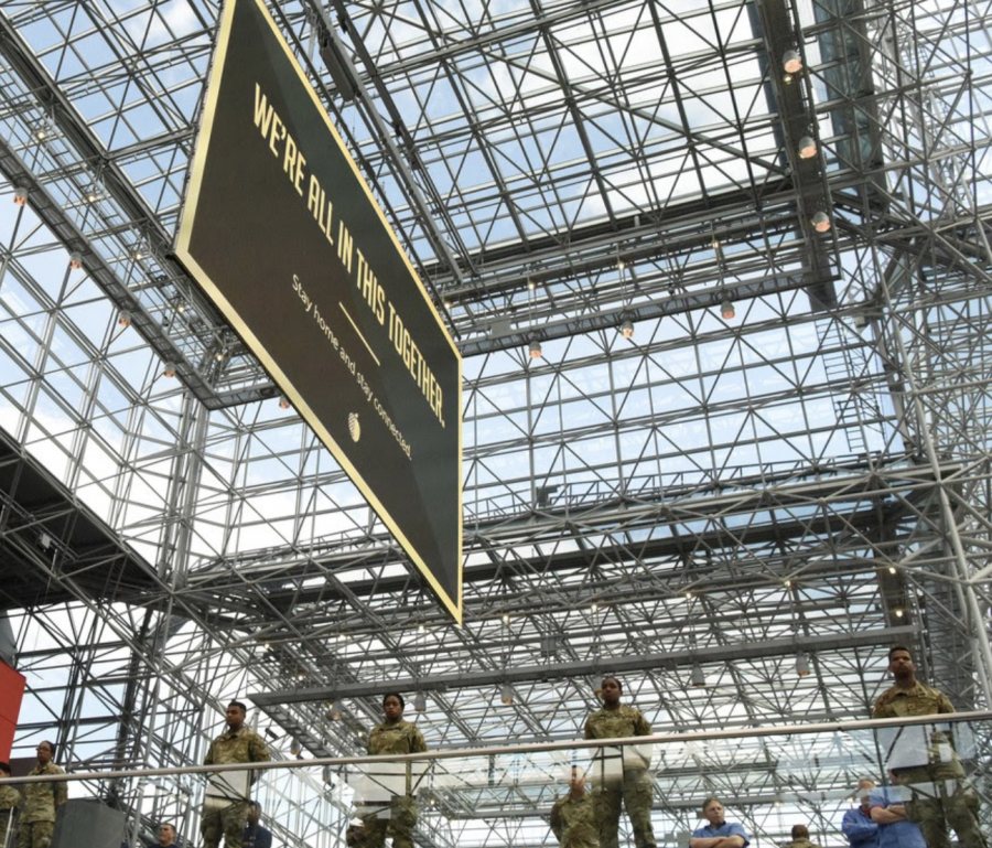 Image+of+the+Javits+Center+on+March+27+