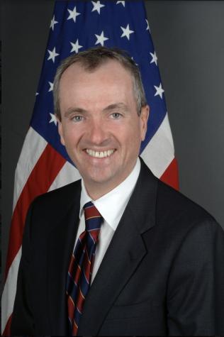 Governor Phil Murphy.
