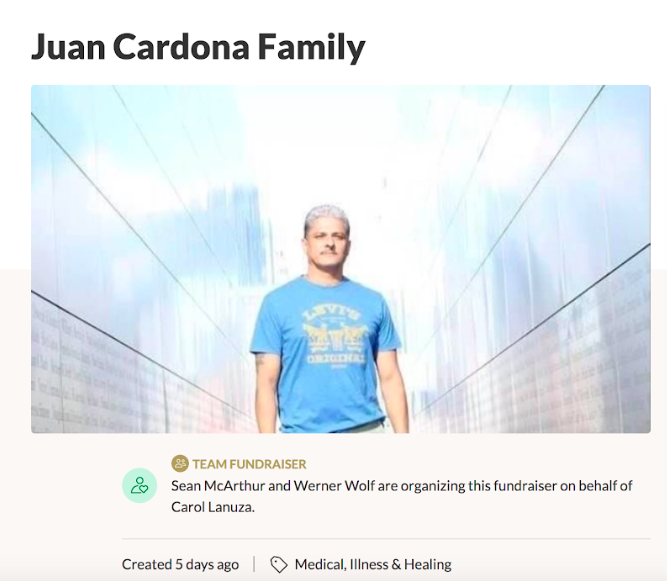 GoFundMe+page+for+Juan+Cardona+and+his+family
