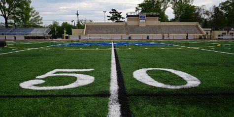 An empty Kehler Stadium