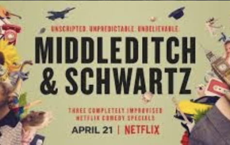 Middleditch and Schwartz poster.
