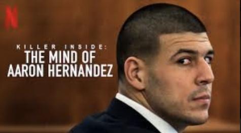 Killer Inside: The Mind of Aaron Hernandez poster.