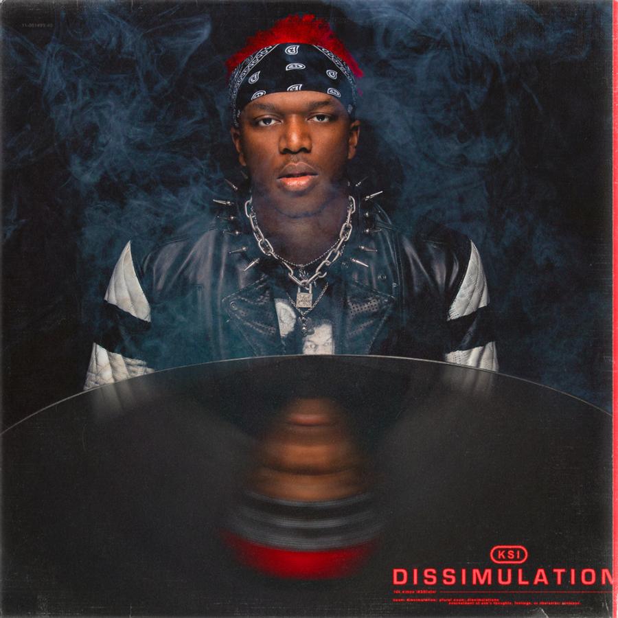 KSI%27s+Dissimulation+album+cover