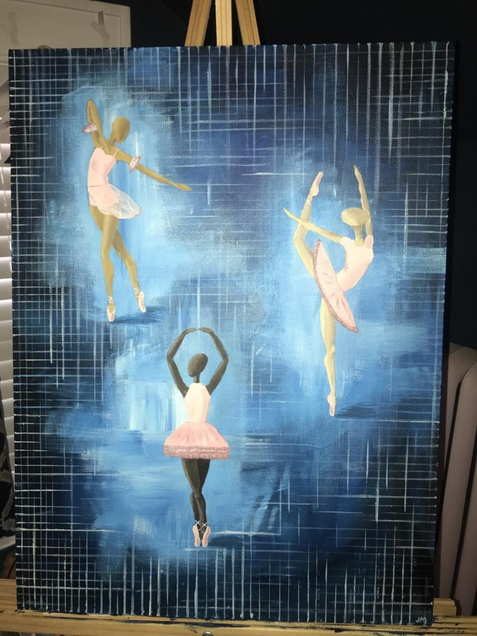 Julia Mackey's art project