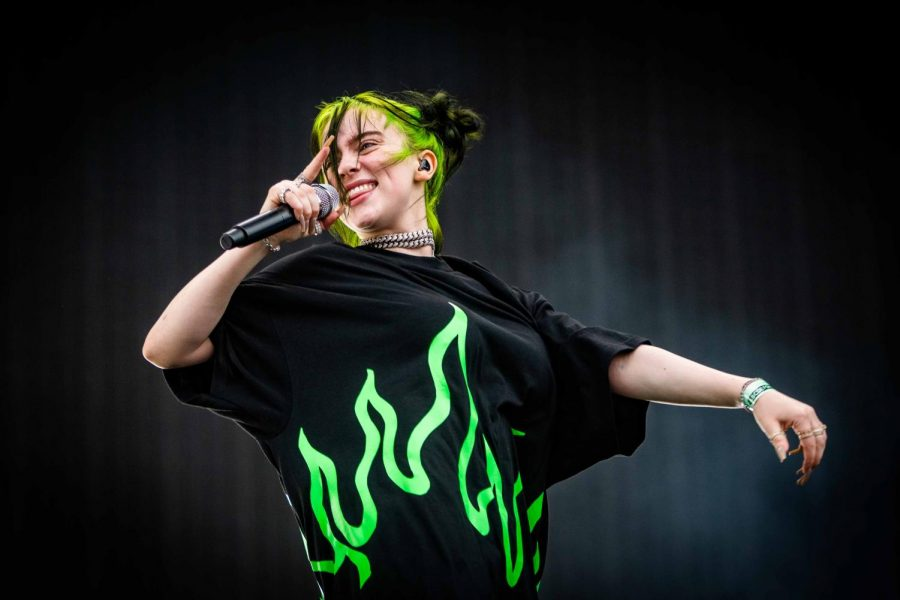 Billie+Eilish+at+Pukkelpop+Festival