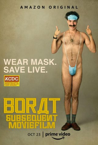 Borat Subsequent Moviefilm official poster